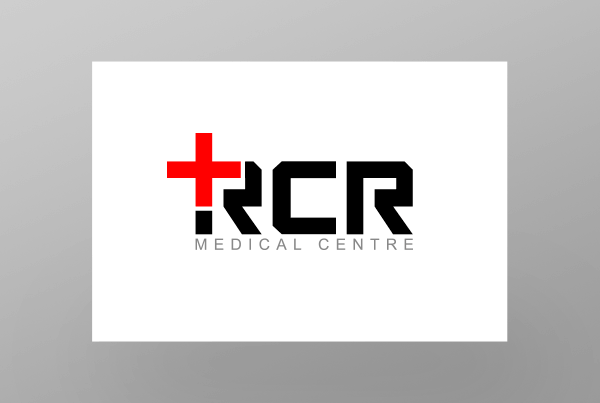 RCR Medical Centre – Logo