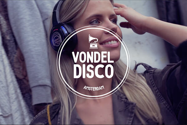 Vondel Disco Aftermovie