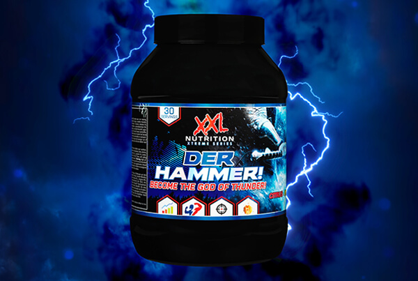 XXL Nutrition – Der Hammer! Become the God of Thunder!